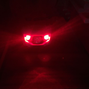 Image 5 - AloneFire HP30 4 Mod hafif Su Geçirmez Far CREE LED Kamp Kafa lambası Projektör Çalışan Kafa kafa lambası ışığı AAAbattey