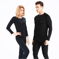 Winter Outdoor Sport Thermal Underwear Men Long Johns Women Quick Dry Cycling Base Layers For Ski/Riding/Climbing