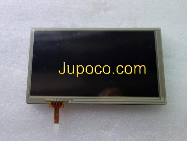 Новый L5F30816P00 ЖК дисплей с сенсорным экраном для автомобиля аудио Mercedes BMW заднего сиденья DVD плеер