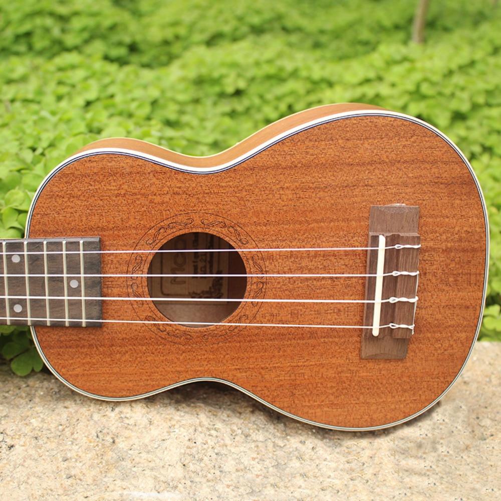 21 palcový Uicker ve Vuk Lily Havaj Four String Malá kytarová - Školní a vzdělávací materiály - Fotografie 4