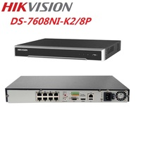 8Channels Hikvision POE NVR Video Surveillance Kits with 4MP IP Camera Network Security Night Vision CCTV Security System Kits