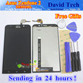 High Quality Touch Screen + LCD Display Digitizer Assembly For Asus Zenfone 2 ZE551ML 5.5 inch Phone Black 1920*1080