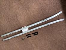 Новая серебряная рейка для крыши багажная подходит toyota rav4