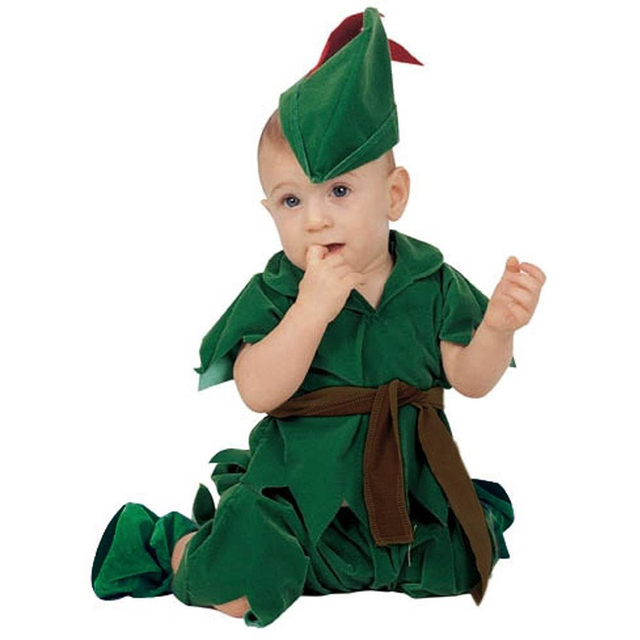 Surprise Price Baby Boy Toddler Peter Pan Movie Character Cosplay Fancy Dress Halloween Party Carnival Costumes  sc 1 st  AliExpress.com & Surprise Price Baby Boy Toddler Peter Pan Movie Character Cosplay ...