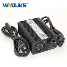 Chargeur 58.8V 2A chargeur de batterie Li ion 58.8V pour batterie 14S 51.8V Lipo/LiMn2O4/LiCoO2 charge entièrement automatique