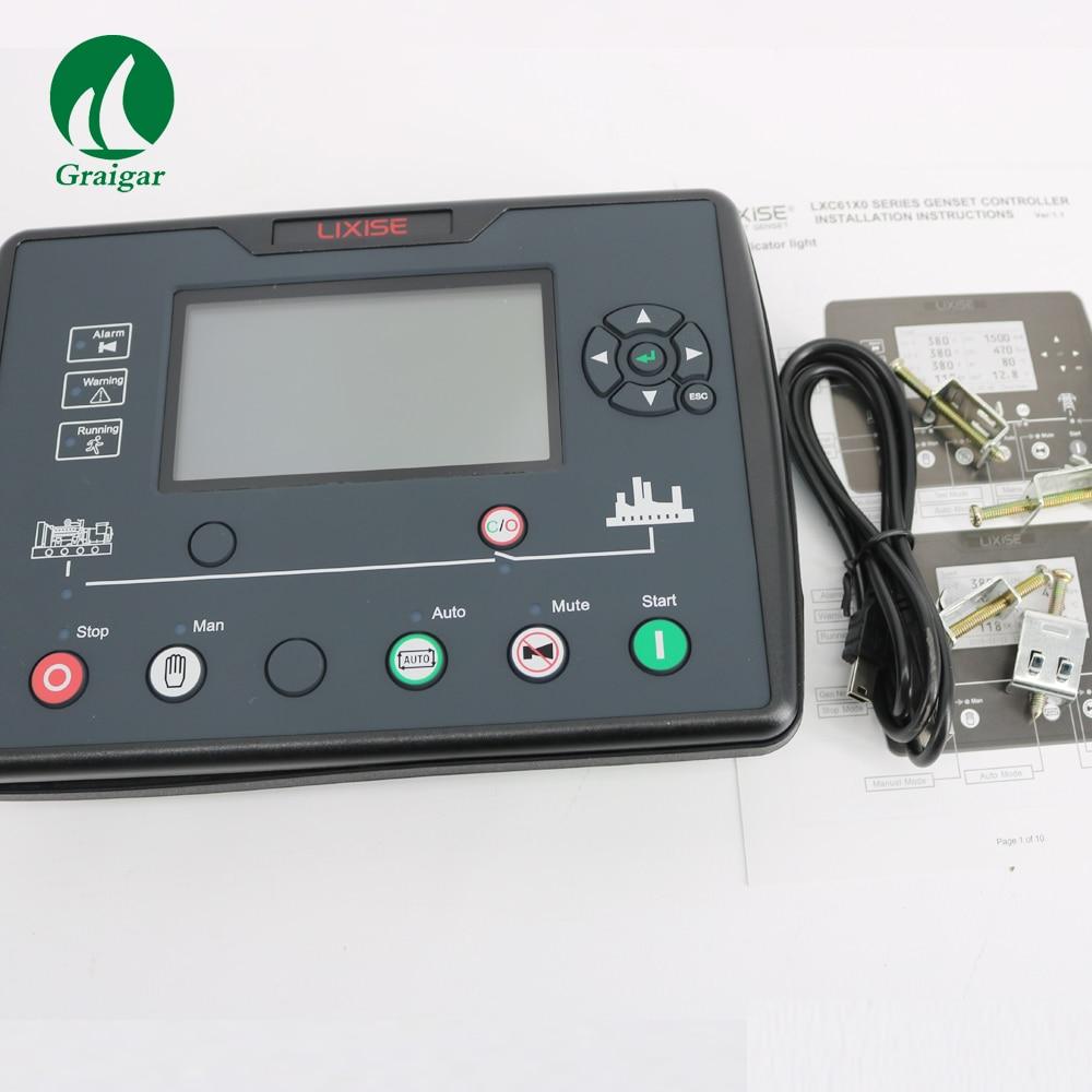 New Generator Gensets Controllor LXC6110E