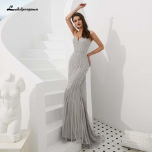 lakshmigown Evening Dresses Mermaid Prom Dresses