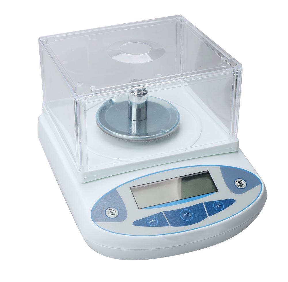 Hot Sale 200 X 0001g 1mg Lab Analytical Balance Digital Precision Scale