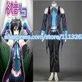 VOCALOID anime cosplay Kagamine Rin cosplay costume halloween