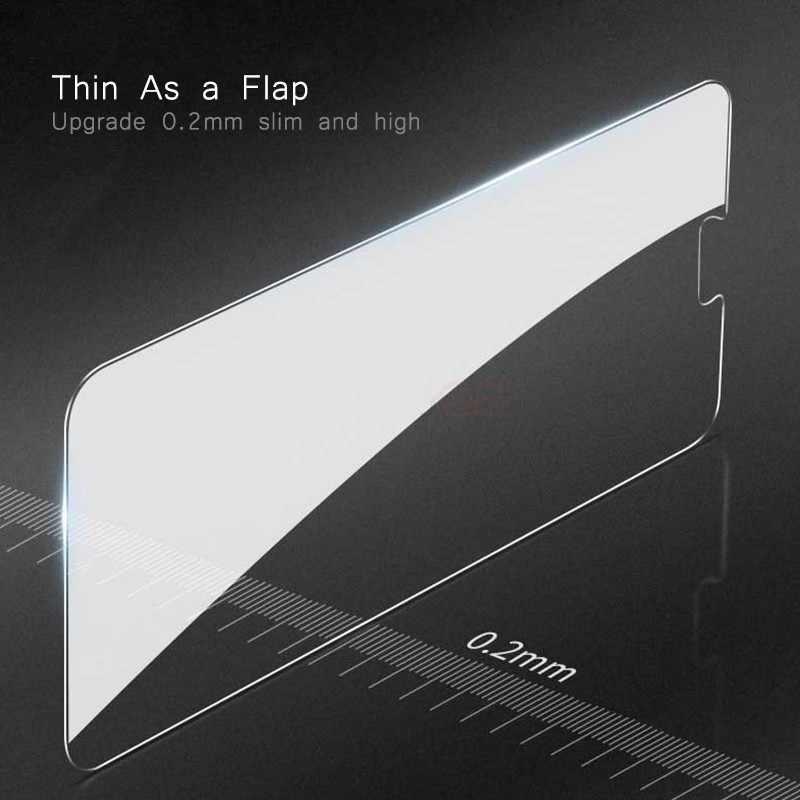 4 قطعة/الوحدة واقي للشاشة ل Xiaomi Redmi K20 S2 Y2 6A 5A 6 5 زائد ملاحظة 5 6 برو 4 4X الزجاج المقسى طبقة رقيقة واقية