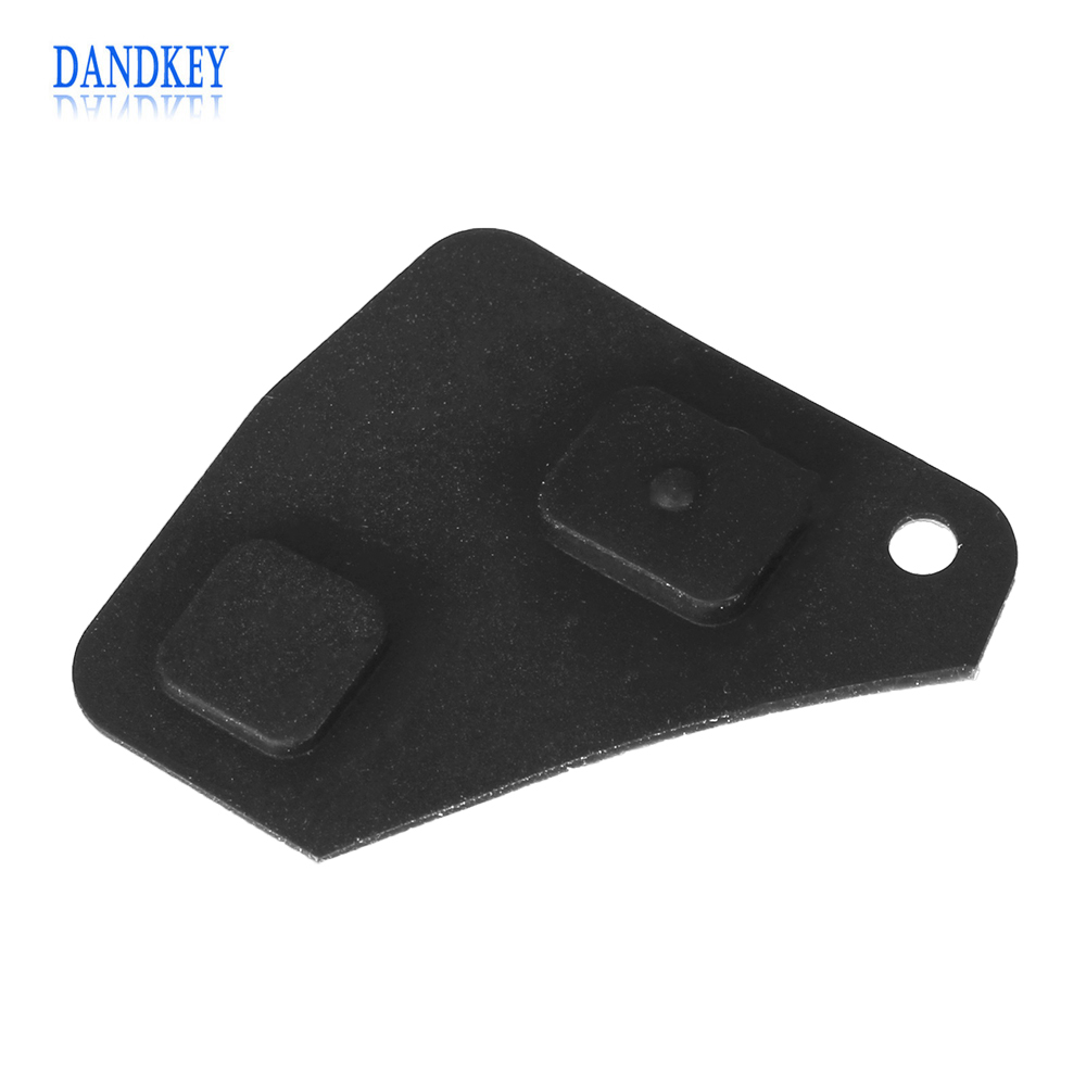Toyota Land Cruiser Prado RAV4 Rubber Buttons Pad Key