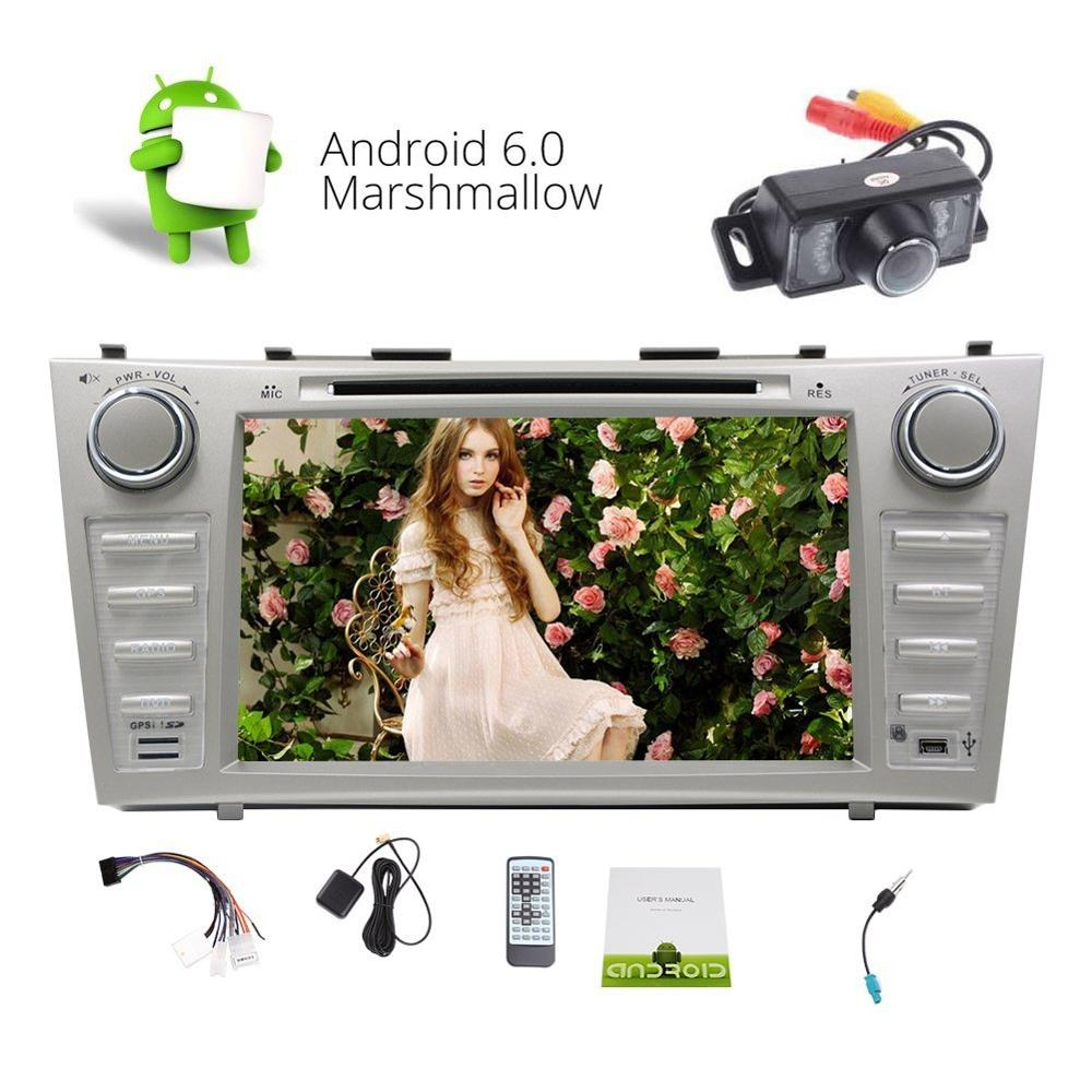 8 Android 6 0 Quad core font b Radio b font Stereo in Dash Double din