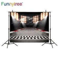 Funnytree fundo para photo studio corrida esporte festa de aniversário comemore fotográfico backdrop fotografia photobooth