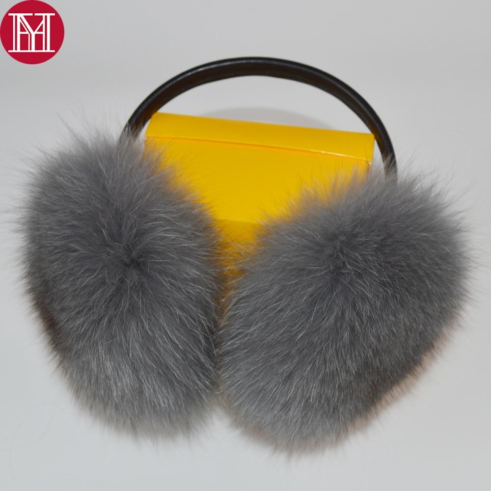 Orange Fruit Tasty Healthy Watercolor Winter Earmuffs Ear Warmers Faux Fur Foldable Plush Outdoor Gift
