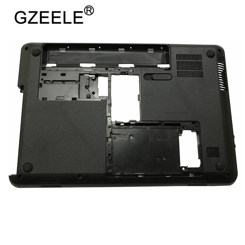 GZEELE 新ボトムケースベースケースボトムカバーアセンブリ Hp 1000 450 455 CQ45-m00 CQ45 6070B0592901 685080-001 低ケース