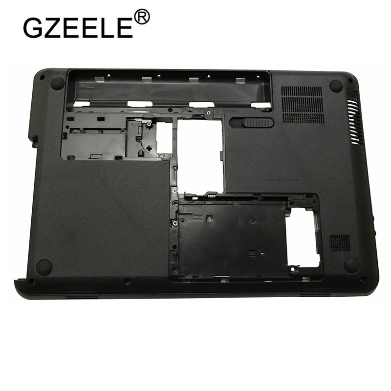 GZEELE New Bottom Case Base Bottom Cover Assembly For HP 1000 450 455 CQ45-m00 CQ45 6070B0592901 685080-001 Lower Case