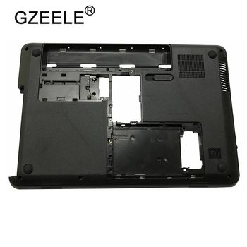 GZEELE New Bottom case Base Bottom Cover Assembly For HP 1000 450 455 CQ45-m00 CQ45 6070B0592901 685080-001 lower case цена 2017