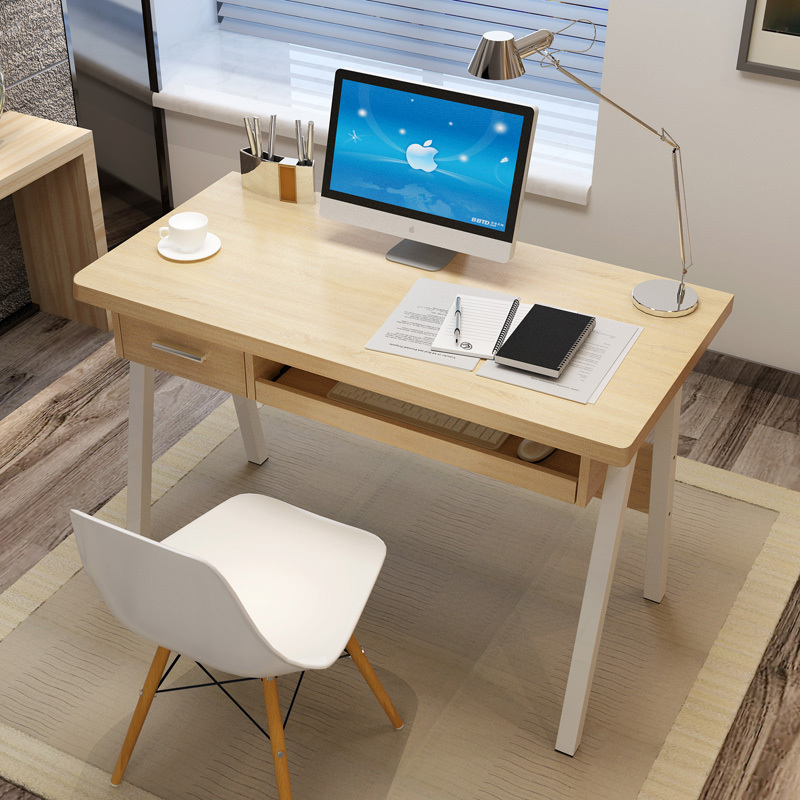 Modern Laptop Table resistant home desktop computer desk desk home minimalist modern