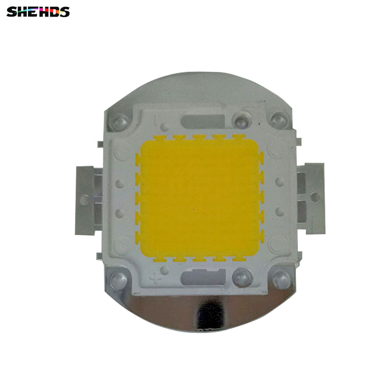 100W High Power COB LED Chip DC Integrated Bulbs SMD For Floodlight Spotlight Warm White /White/Cool White mukhzeer mohamad shahimin and kang nan khor integrated waveguide for biosensor application