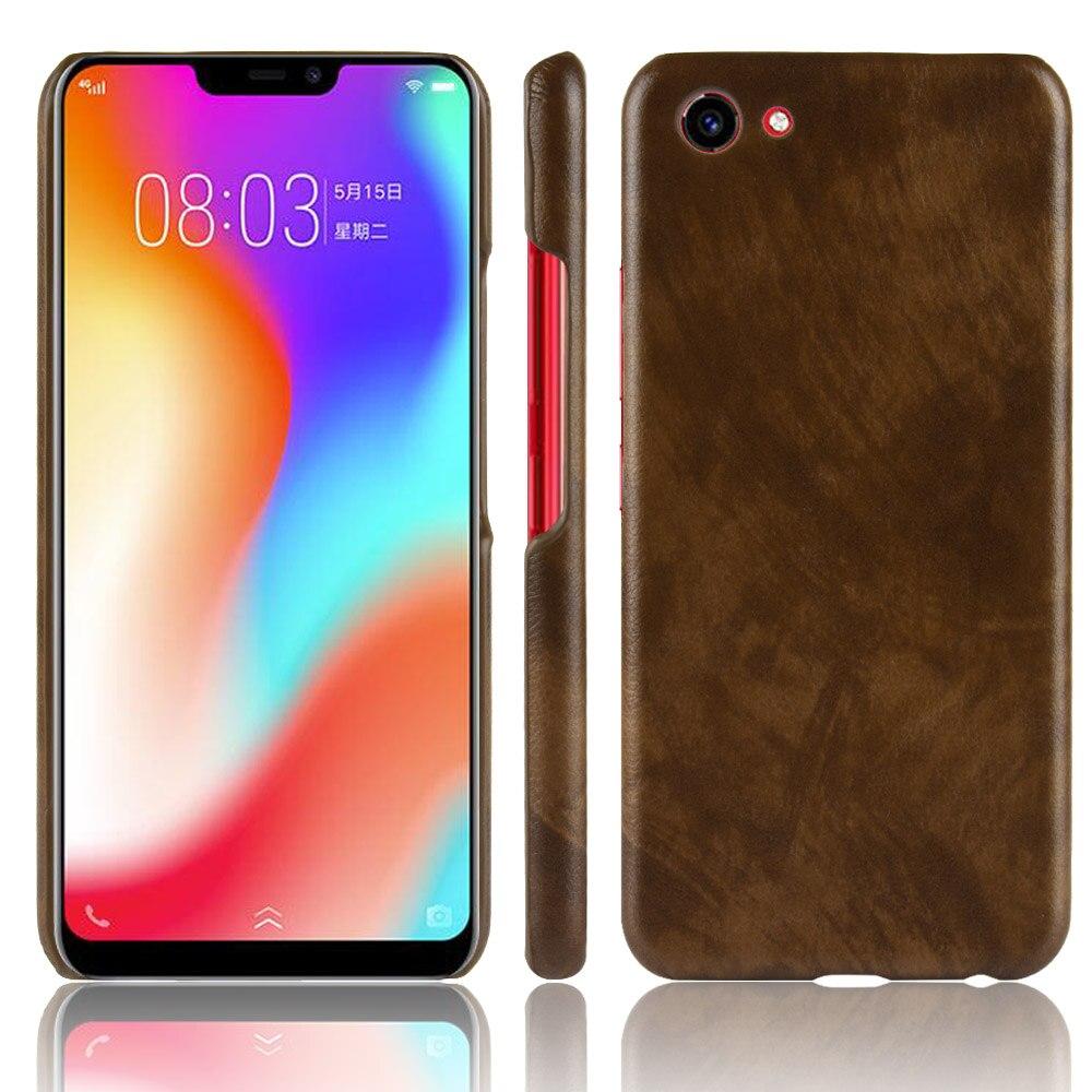 Vivo Y83 Luxury Case For Vivo Y83 Case Luxury PU Leather hard phone case cover  For VIVO Y83 Phone Cases Y 83 coque fundas