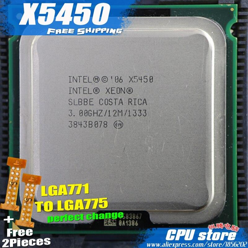 Intel Xeon X5450 3 0GHz/12M/1333 Processor close to LGA771