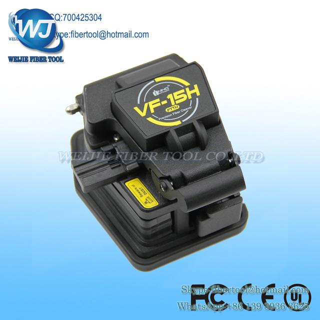 Alta precisão VF-15 INNO Fibra Óptica Cutelo INNO IFS-15 ARC Splicer Da Fusão com fibra cleaver VF-15H + caixa De Armazenamento