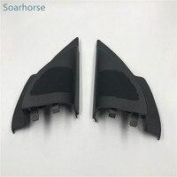 Soarhorse for Mitsubishi Lancer EX Tweeter Speakers Triangle Treble Horn