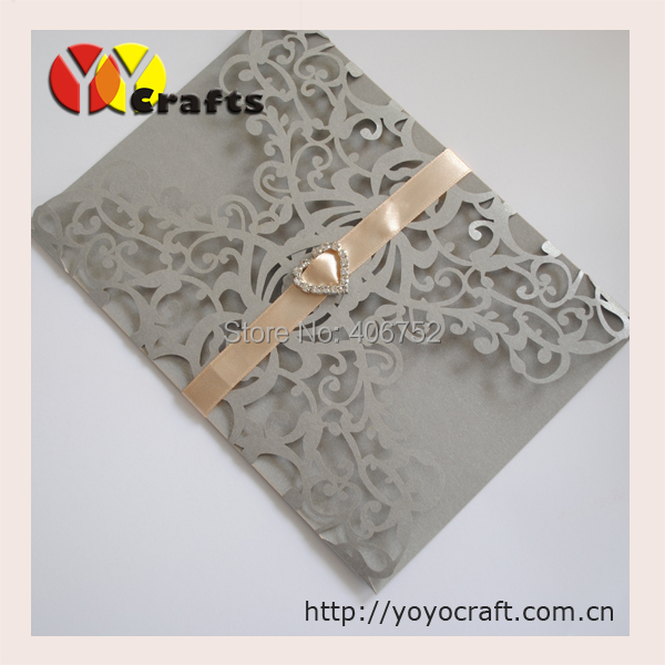 pearl paper crafts party decoration silver flower lace unique