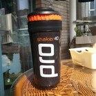Shaker Pro 40 Whey Protein Спортивное питание блендер  миксер  чашка для фитнеса  тренажерный зал Sh ★