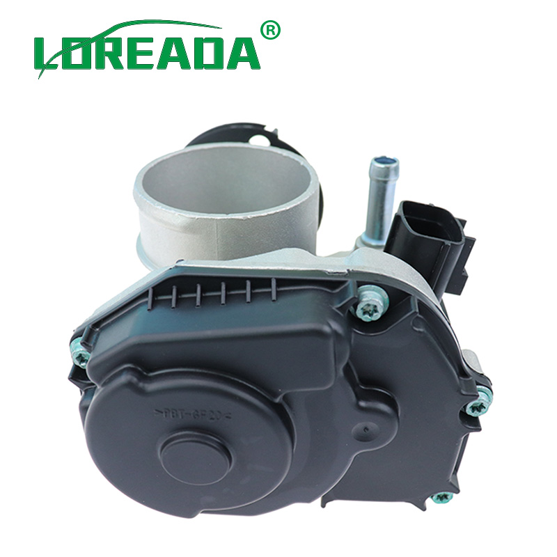Image 5 - LOREADA Throttle Body Assembly 96394330 96815480  Air Intake System For Chevrolet Lacetti Optra J200 Daewoo Nubira 1.4i 1.6i-in Throttle Body from Automobiles & Motorcycles
