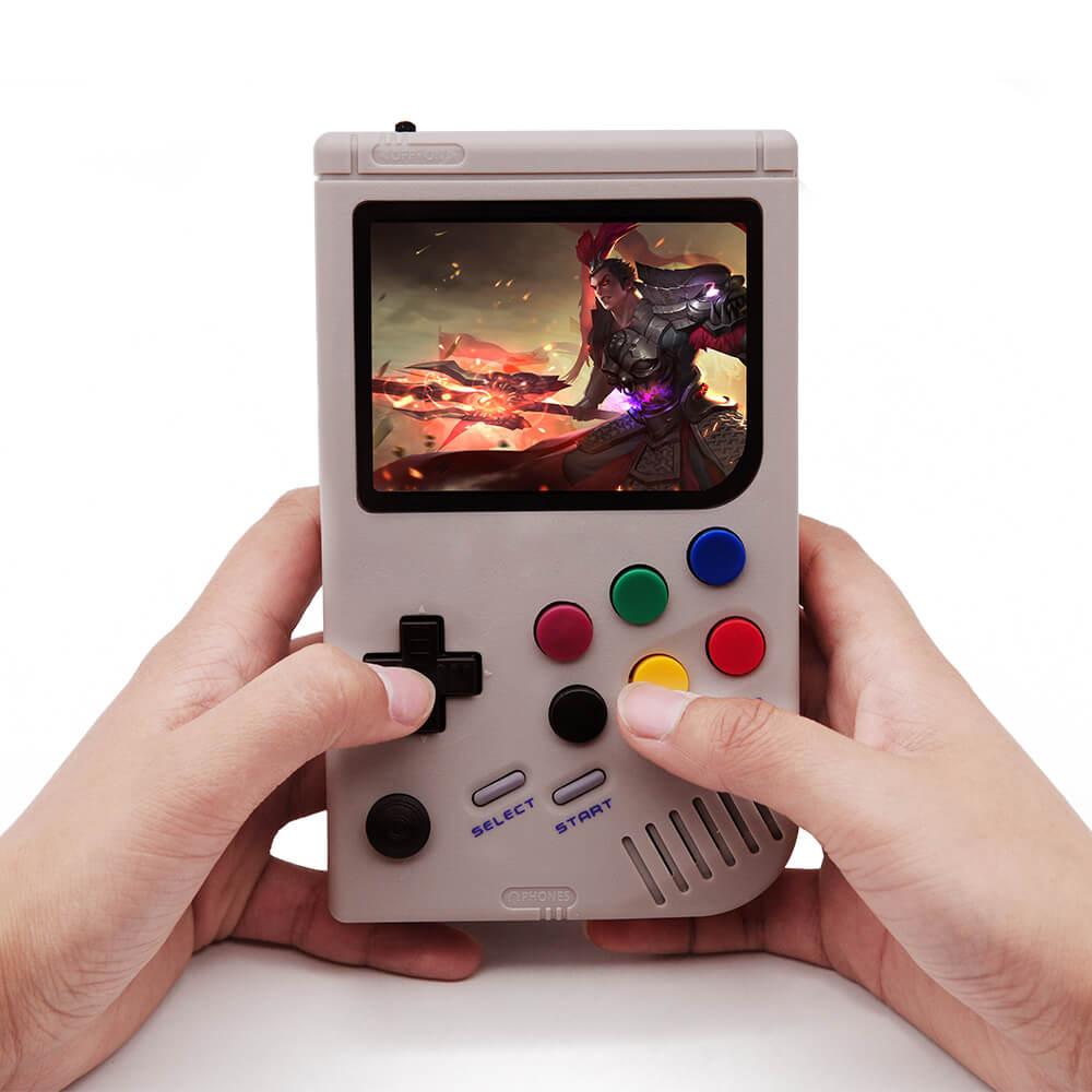 Nouveau 2.0 rétro lcl-pi Raspberry Pi pour jeu garçon Console de jeu portable jeu portable classique lecteur de jeu vidéo Raspberry Pi 3B/A + - 5