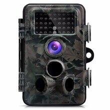 Trail Камера Инфракрасный HD 1080 P Широкий формат Водонепроницаемый 12MP Ночное видение обнаружения движения Открытый Охота IR flash Охота Камера