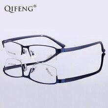 Spectacle Frame Eyeglasses Men Computer Optical Prescription Myopia Clear Lens Eye Glasses Frame For Male Oculos QF160 chloe l eau de chloe туалетная вода спрей 30 мл