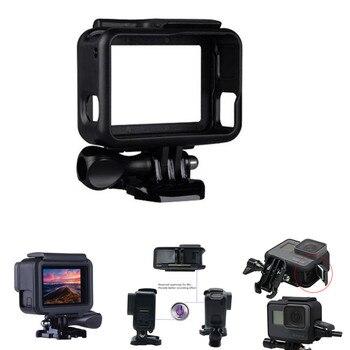 Suptig для GoPro аксессуары защитная рамка чехол для видеокамеры корпус чехол для GoPro Hero2018 Hero5 6 Hero 7 черная Экшн-камера