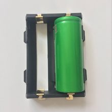 500Pcs/lot 26650 Battery Holder SMT SMD High Quality With Bronze Pins TBH-26650-2A-SMT(China)