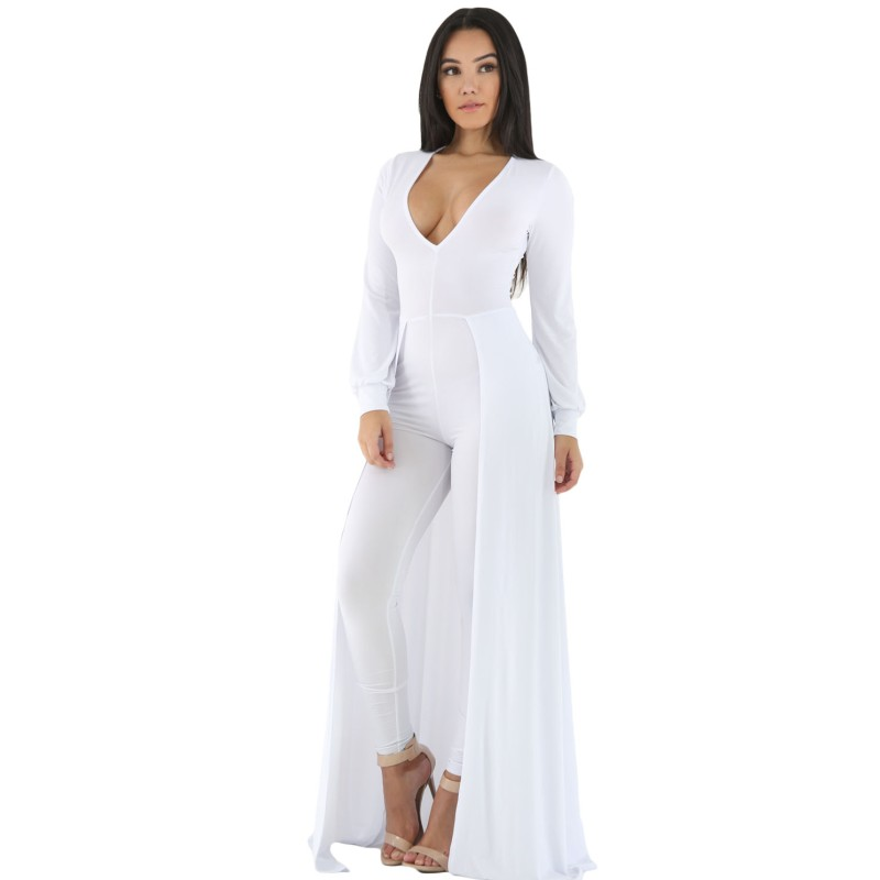 White-Maxi-Skirt-Overlay-Elegant-Party-Jumpsuit-LC64245-1-2_conew1