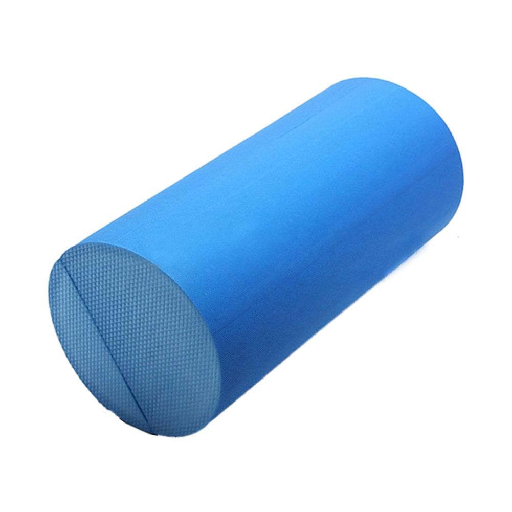 Smooth Floating-Point Yoga Pilates Fitness Gym Exercise Foam Roller EVA Physio 30*15cm
