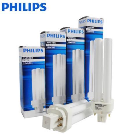 Ph Master Pl C 4p 18w 830 4p 18w 840 4p Compact