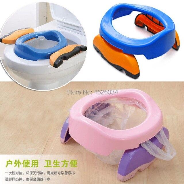 Portable pot bébé toilettes formateurs sièges enfants Pinico ...