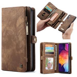 Image 2 - Étui portefeuille en cuir magnétique multifonction Vintage de luxe pour Samsung A21s A71 A51 A20E A80 A70 A50 A40 A20 A30