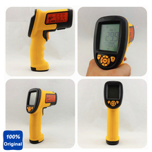 Big sale 100% Original AS882 Portable Gun Not-contact Infrared Thermometer Temperature Meter