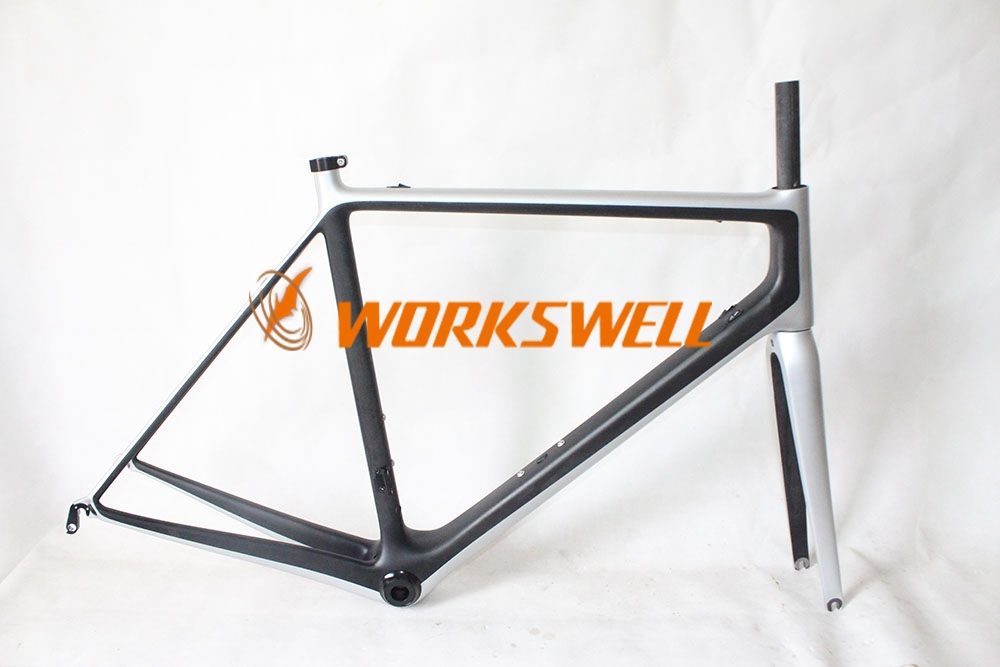 best road bicycle carbon frame 066 ,custom make paint road bike ...