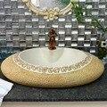 Ну на раковина / сантехника бутыломоечное лица / средиземноморский искусство каменный бассейн