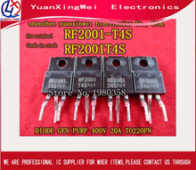 10 pièces RF2001 T4S RF2001T4S RF2001 mesures ponctuelles de spike