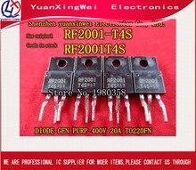 10PCS RF2001 T4S RF2001T4S RF2001 spot misurazioni effettuate buon picco