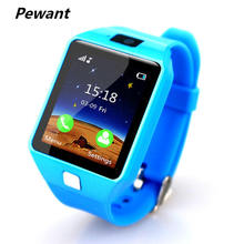 Pewant SOS Children Smart Watch Anti-harassment Waterproof Kids Wrist Support Bluetooth Emergency Security For Child