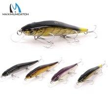 Maximumcatch 1 Pcs Crank Bait Fishing Lures With VMC Hooks Minnow Bass Fishing Lures Artificial Bait