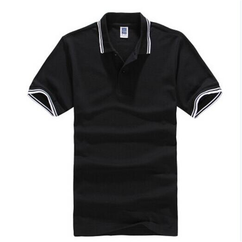 Brand Summer   Polo   Shirt Men Casual Cotton Short Sleeve   Polo   Shirt Striped Classic Camisa Masculina Homme Jerseys Plus Size 3XL