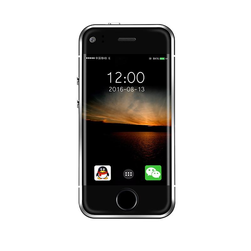 fb14008845e Original Super Mini Android Smart SOYES 6S MTK6572 Dual Core 1GB+8GB 2.0MP Dual  SIM High Definition Screen unlock S7 S8 S9 phone