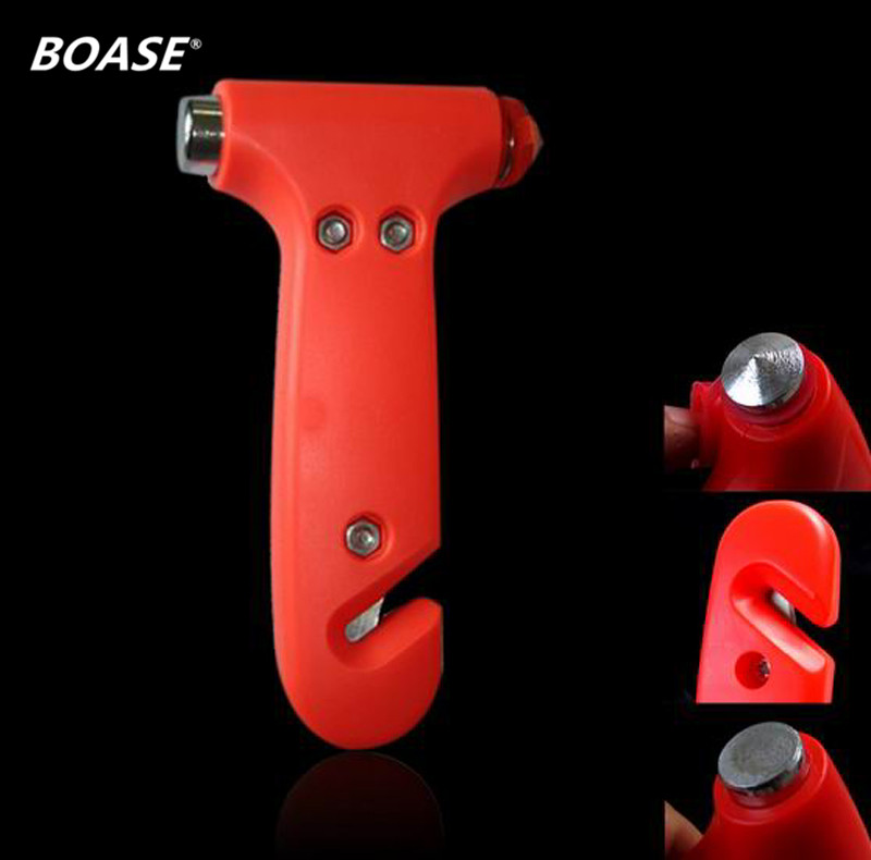 Seat Belt Cutter Car Safety auto Knife Tool Glass Breaker Life Hammer Emergency rescue from danger Tool Windows belt equipment car safety hammer hammer broken windows 8 in 1 car safety equipment emergency hand torch